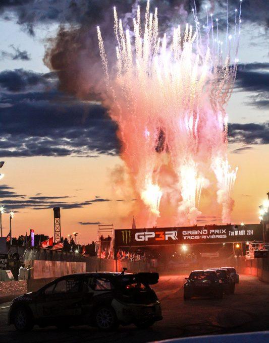 Royal Pyrotechnie - Grand Prix de Trois-Rivières