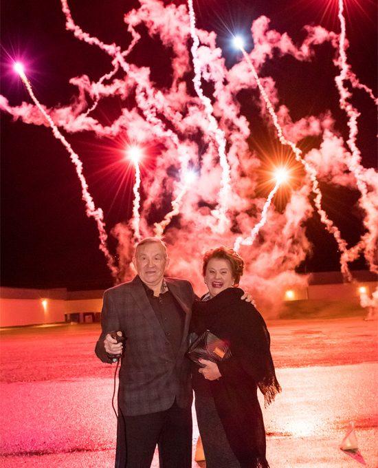 Royal Pyrotechnie - Jean-Pierre 50ieme anniversaire