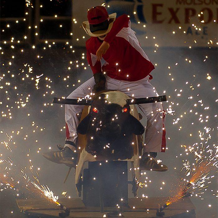 Royal Pyrotechnie - Festival Western de St-Tite